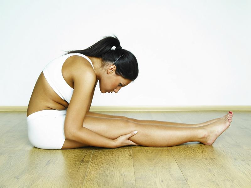 Болит голова после йоги