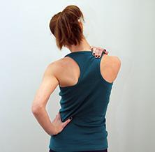 Боли в спине (фото)