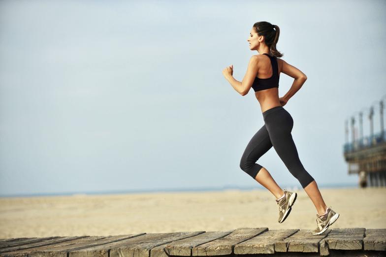 images of girls jogging № 13195